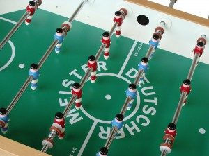 Deutscher Meister Story Since Deutscher Meister Das Original - Deutscher meister foosball table